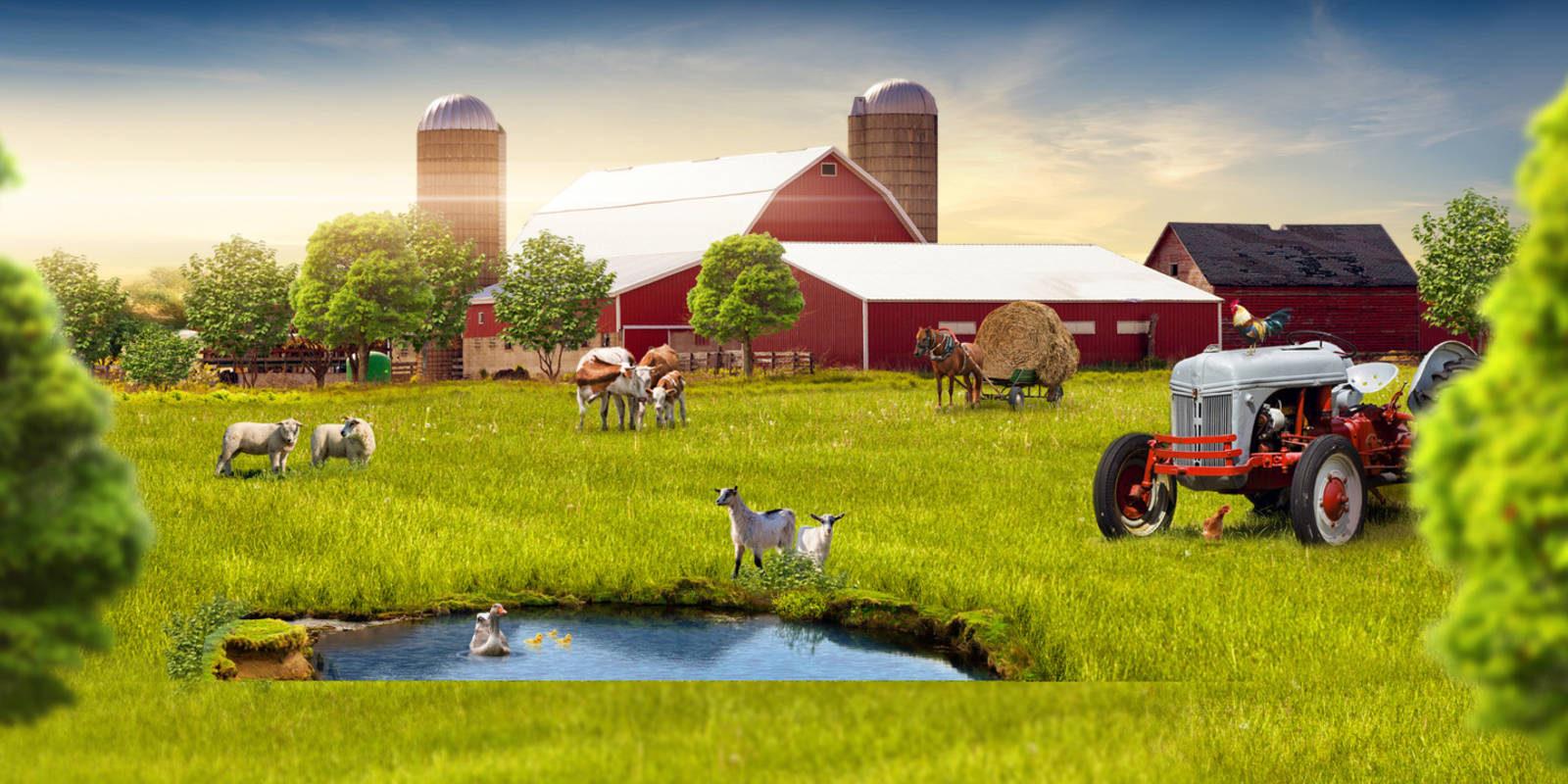 земельный участок для животноводства